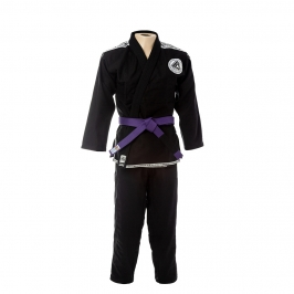 Kimono  Jiu-jitsu Preto  Rocian Gracie Jr  Adulto