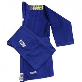 Kimono Judô Shihan Grand Slam  Azul Adulto