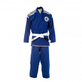 Kimono  Jiu-jitsu  Azul Rocian Gracie Jr  Adulto